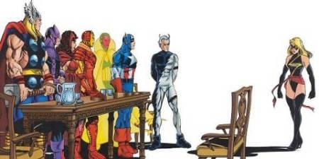 Capitã Marvel (Carol Danvers) | Protocolos Marvel | Página 2