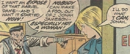 jameson capirtamarvel
